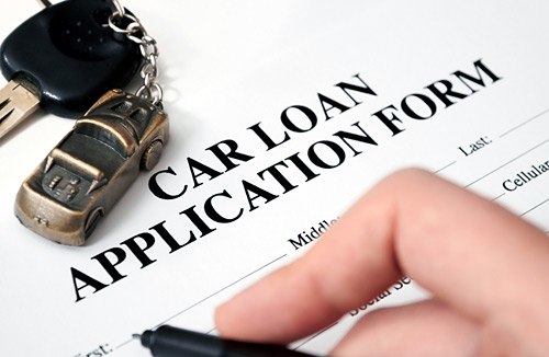 car-loan-application-form