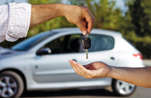 Car-key-loan