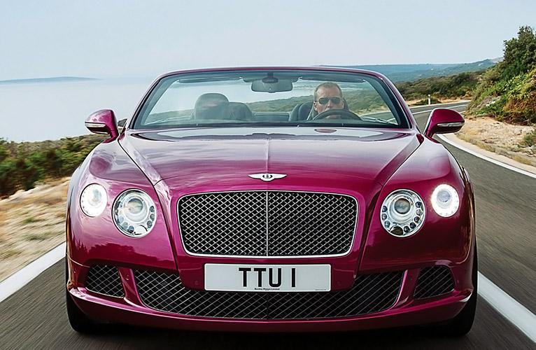 Bentley-GT