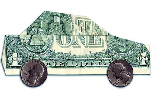 money_car