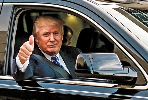 Donald-Trumps-mashiny